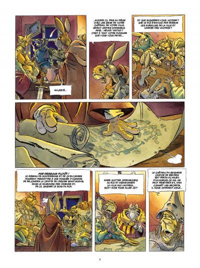 Page 3 L'épée d'Ardenois tome 4