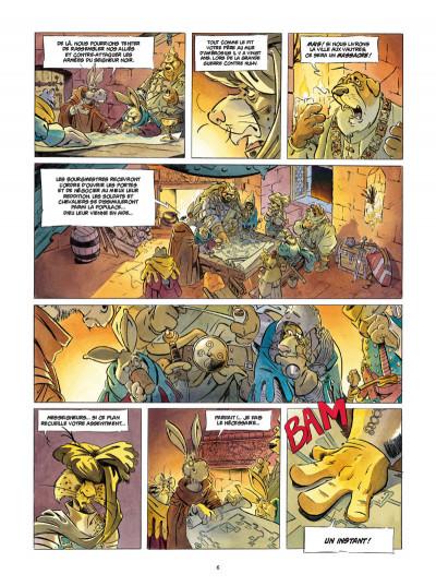 Page 4 L'épée d'Ardenois tome 4