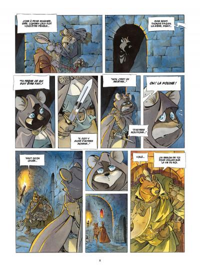 Page 6 L'épée d'Ardenois tome 4