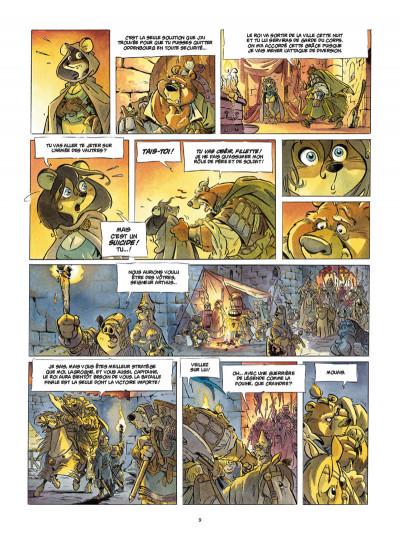 Page 7 L'épée d'Ardenois tome 4