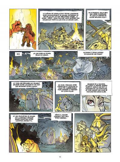 Page 8 L'épée d'Ardenois tome 4