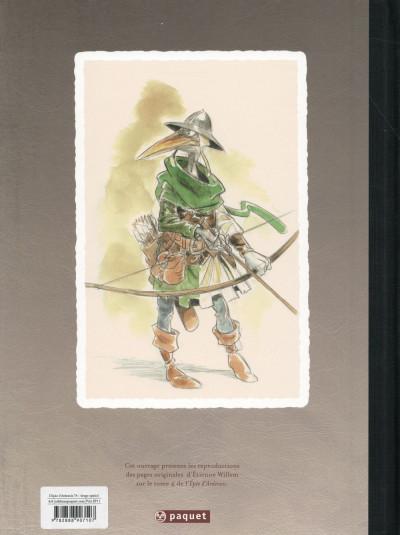 Dos L'épée d'Ardenois tome 4 - édition spéciale