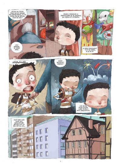Page 3 Un regard par dessus l'épaule - édition 2015