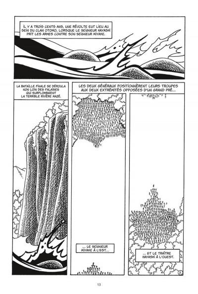 Page 1 Usagi Yojimbo tome 26