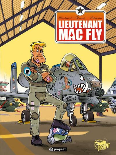Couverture Mac Fly intégrale