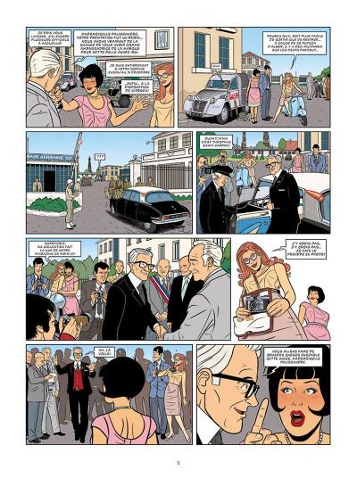 Page 3 Les enquêtes auto de Margot tome 3 - édition spéciale calandre