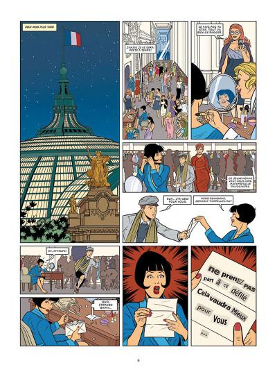 Page 4 Les enquêtes auto de Margot tome 3 - édition spéciale calandre