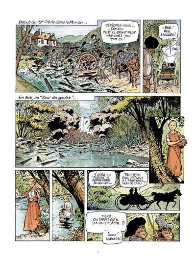 Page 1 Le Grand Fleuve tome 1