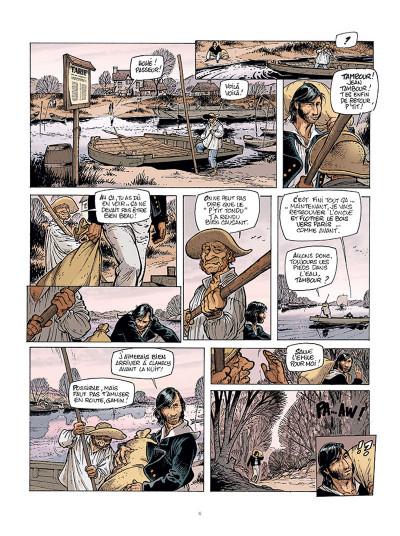 Page 4 Le Grand Fleuve tome 1