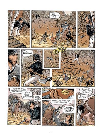 Page 5 Le Grand Fleuve tome 1