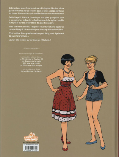 Dos Les aventures de Betsy tome 1