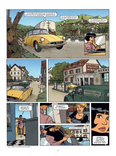 Page 1 Les aventures de Betsy tome 1