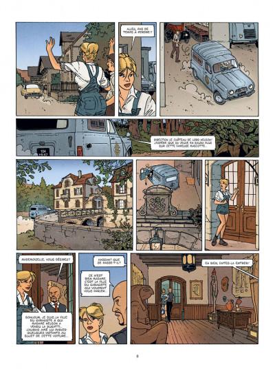 Page 6 Les aventures de Betsy tome 1