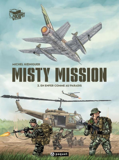 Couverture Misty mission tome 2