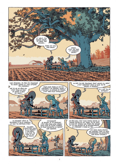 Page 1 Lincoln tome 9