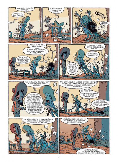 Page 2 Lincoln tome 9