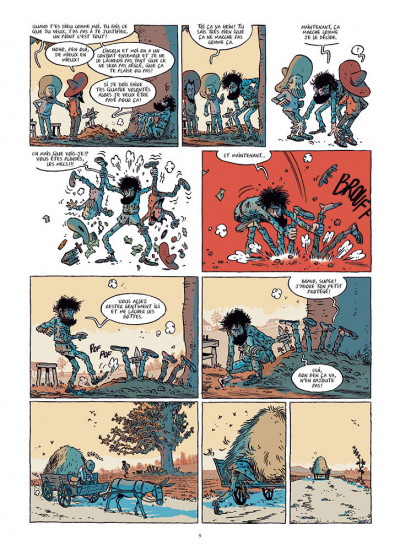 Page 3 Lincoln tome 9