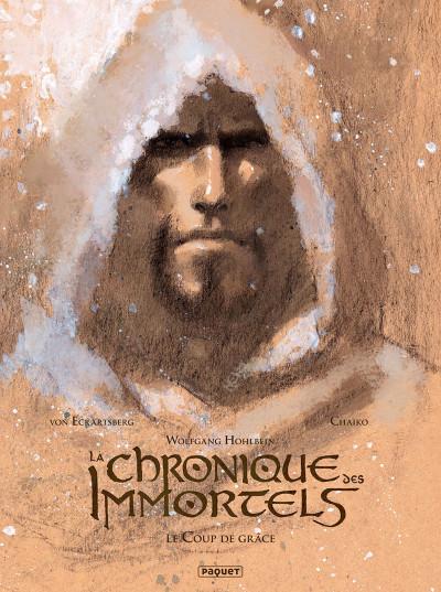 Couverture La chronique des immortels - intégrale tome 3