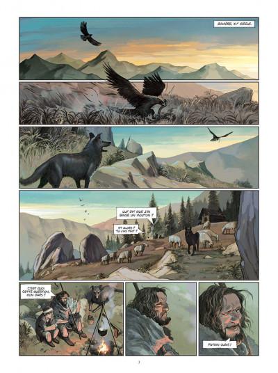 Page 1 La chronique des immortels - intégrale tome 3