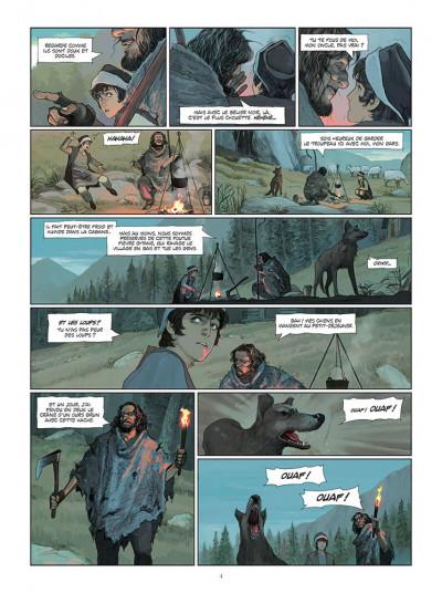 Page 2 La chronique des immortels - intégrale tome 3