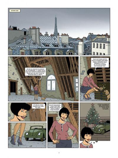 Page 1 Les enquêtes auto de Margot tome 5