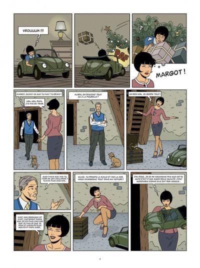 Page 2 Les enquêtes auto de Margot tome 5