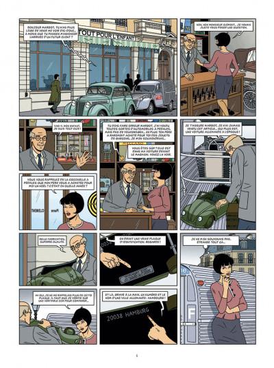 Page 4 Les enquêtes auto de Margot tome 5