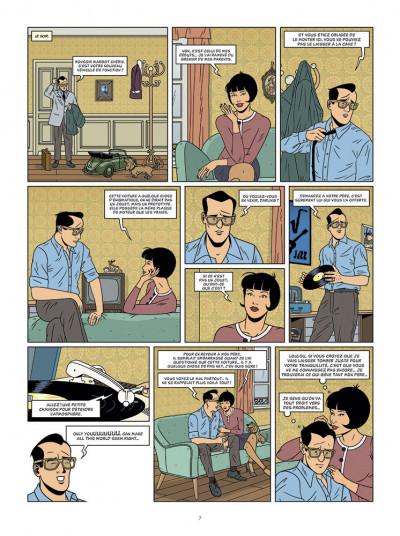 Page 5 Les enquêtes auto de Margot tome 5
