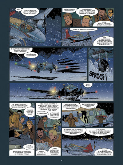 Page 2 Gilles Durance tome 2 - Catalina, mon amour
