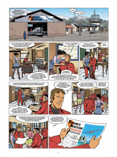 Page 3 Gilles Durance tome 2 - Catalina, mon amour