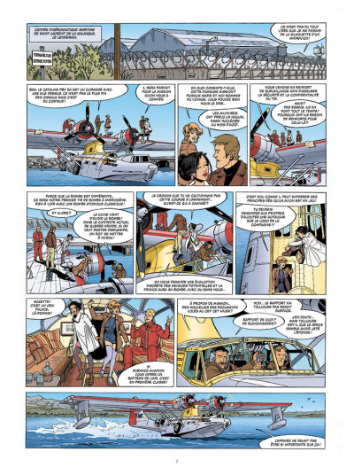 Page 4 Gilles Durance tome 2 - Catalina, mon amour
