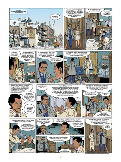Page 6 Gilles Durance tome 2 - Catalina, mon amour