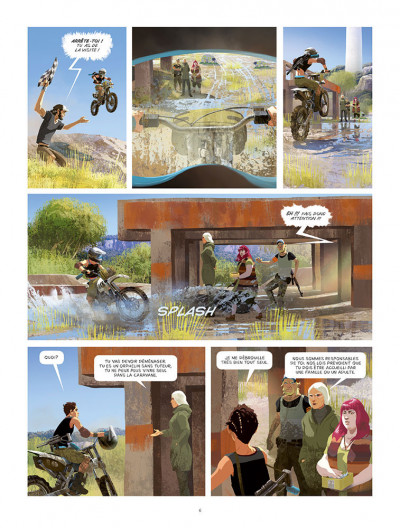 Page 4 Gung Ho - édition deluxe tome 3.2