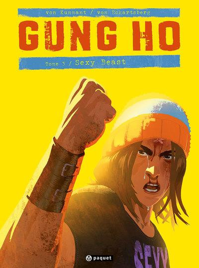 Couverture Gung Ho tome 3