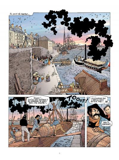 Page 2 Le grand fleuve tome 4