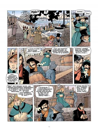 Page 3 Le grand fleuve tome 4