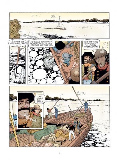 Page 1 Le grand fleuve tome 5