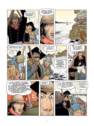 Page 2 Le grand fleuve tome 5