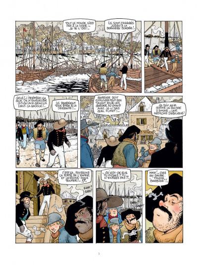 Page 3 Le grand fleuve tome 5
