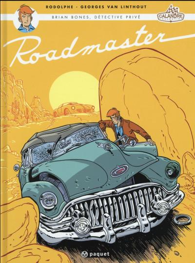 image de Brian Bones tome 1 - Roadmaster
