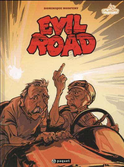 Couverture Evil Road
