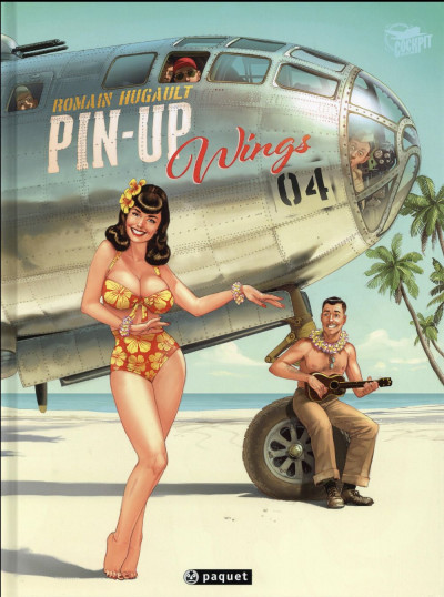 Couverture Pin up wings tome 4