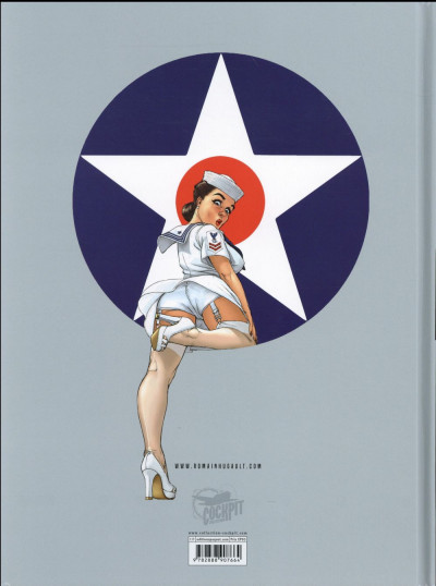 Dos Pin up wings tome 4