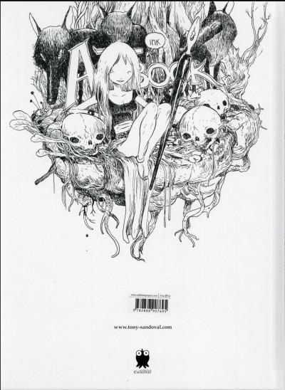 Dos Artbook Tony Sandoval