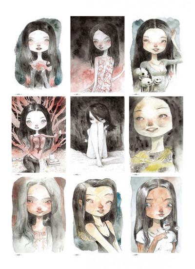 Page 6 Artbook Tony Sandoval