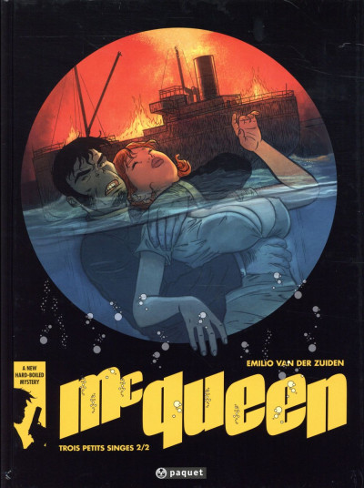 Couverture Mc Queen tome 2