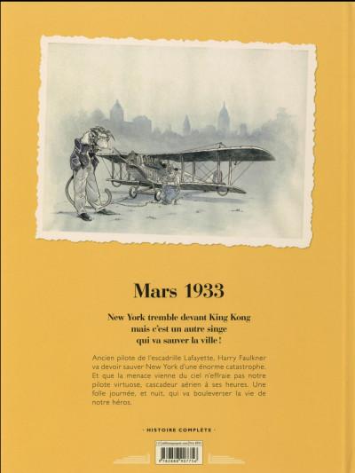 Dos Les ailes du singe tome 1