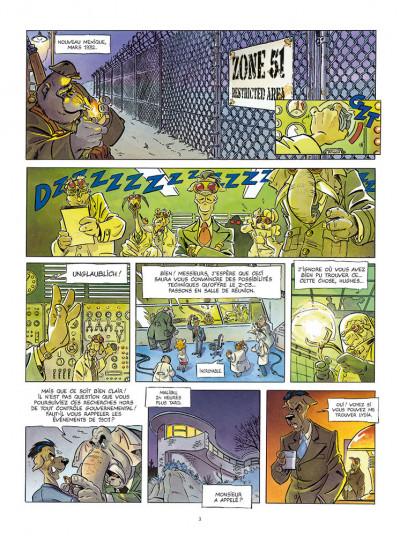Page 1 Les ailes du singe tome 1