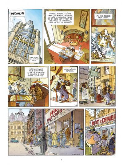 Page 2 Les ailes du singe tome 1