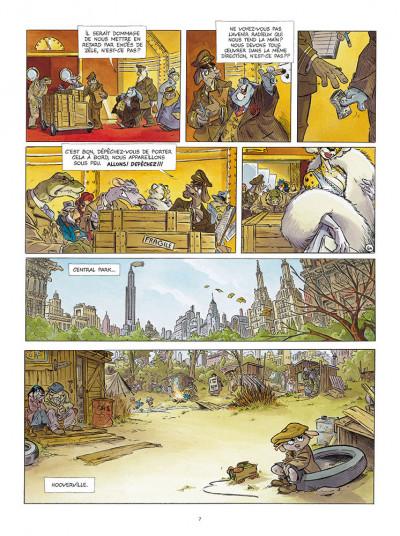 Page 5 Les ailes du singe tome 1